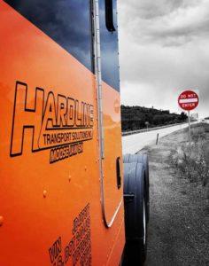 Hardline Transport Truck